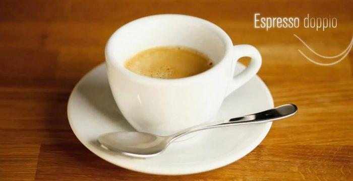виды кофе доппио