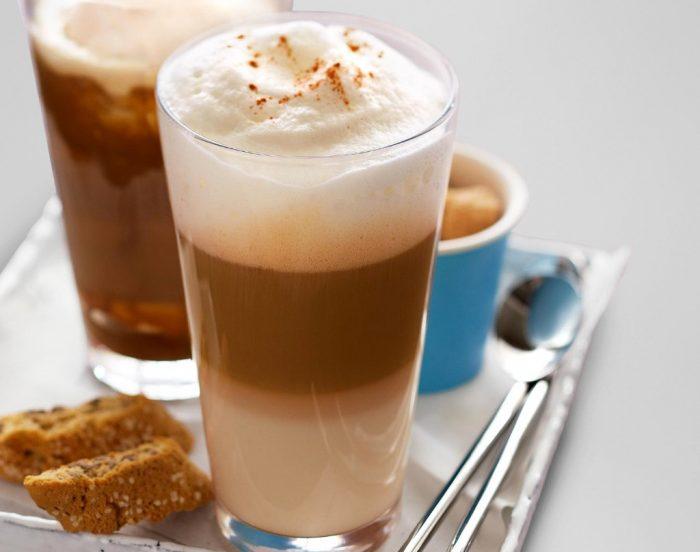 виды кофе латте макиато