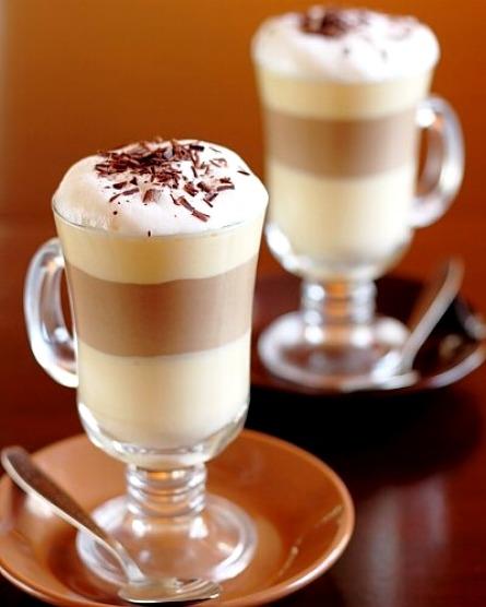 кофе мокачино - Виды кофе - разнообразие напитков...