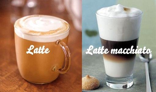 виды кофе2 - Виды кофе - разнообразие напитков...