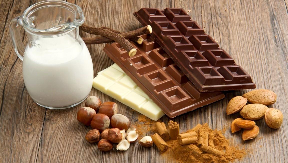 шоколада - Шоколад - полезное удовольствие!
