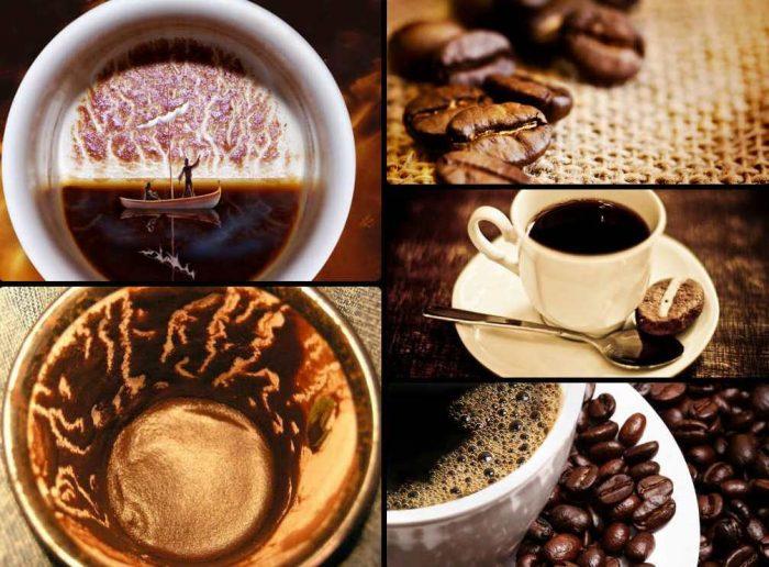 на кофе e1512320549749 - Гадание на кофе - загляните в будущее...
