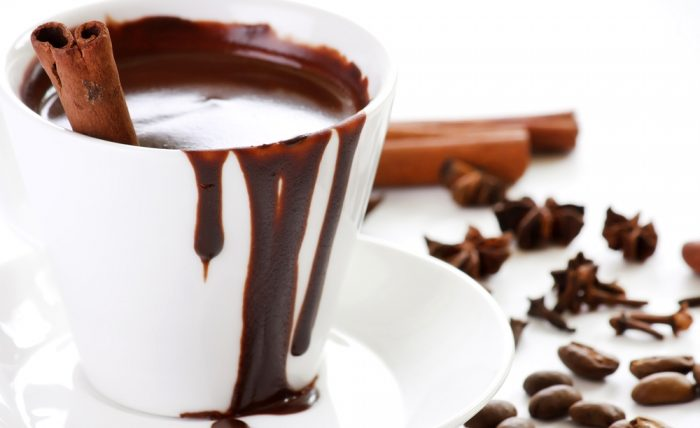 шоколад с корицей e1512326480443 - Горячий шоколад - уют в чашке...