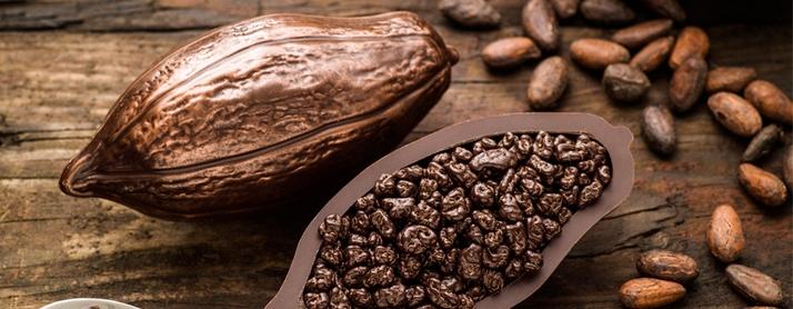 бобы1 - Черный шоколад - изысканный восторг!