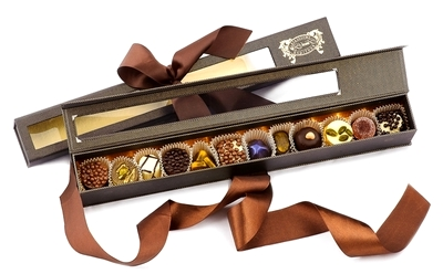 шоколадных конфет - Шоколадные конфеты