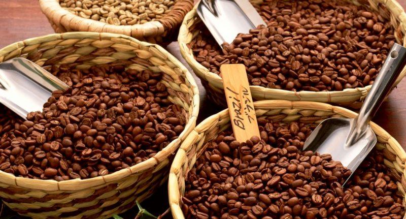 кофейные зерна бразилия