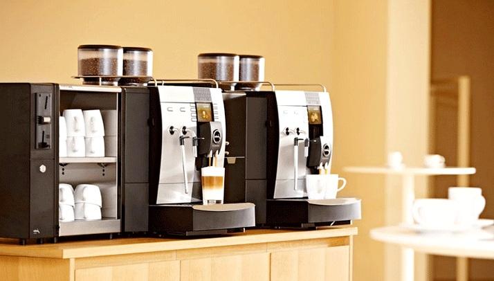 кофемашины и кофе