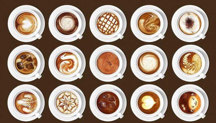 кофе арт e1512320228951 - Виды кофе - разнообразие напитков...