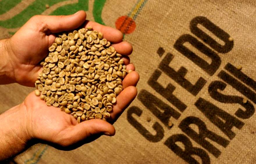 кофе бразилия - Кофе в зернах. Выбираем на свой вкус