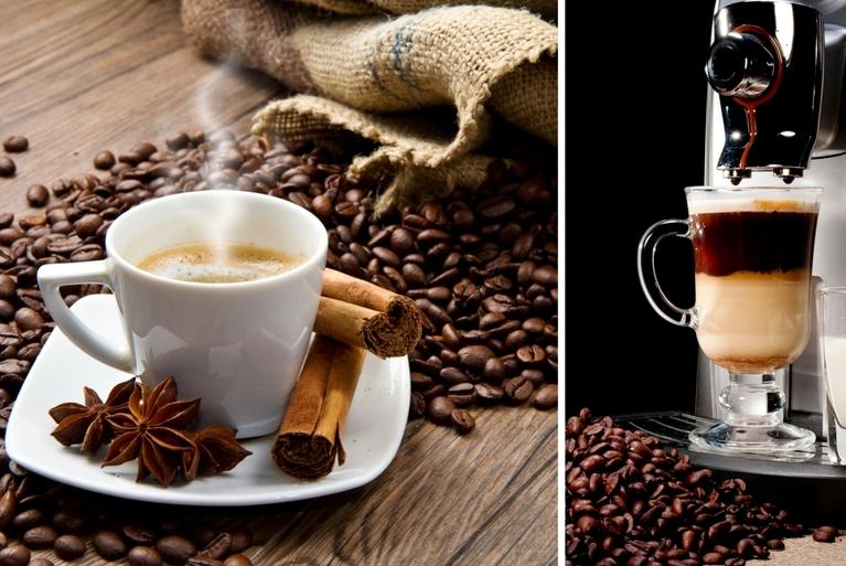 кофе для кофемашины - Кофе для кофемашины