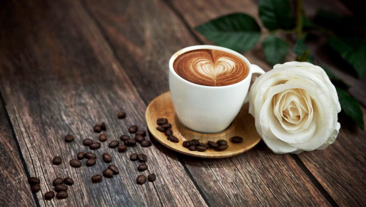и роза - Кофе для похудения - напиток стройности!