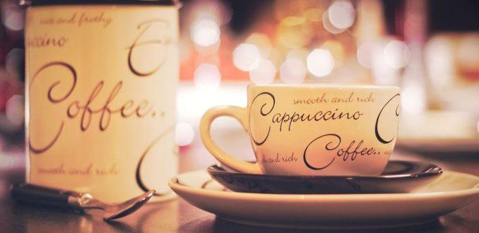 кофе капучино 3