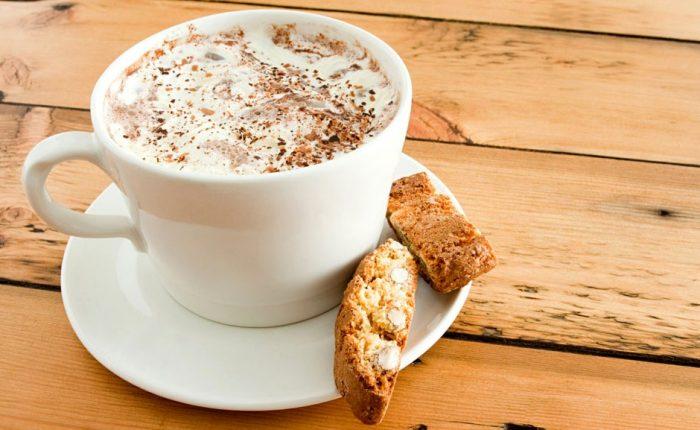 кофе капучино2