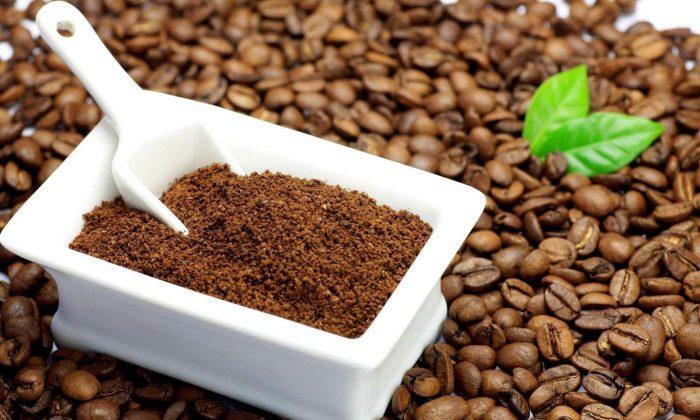 крупный помол кофе