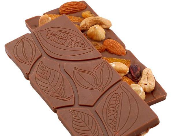 молочный шоколад - Шоколад - полезное удовольствие!