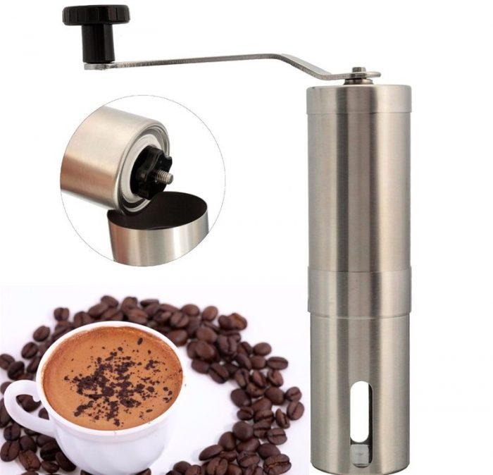 ручная кофемолка e1512326378469 - Кофемолка - выбираем правильно!
