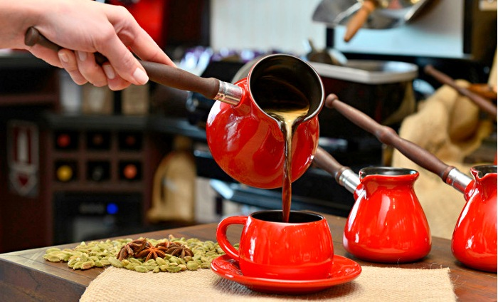 для кофе2 - Турка для кофе - выбирайте правильно!