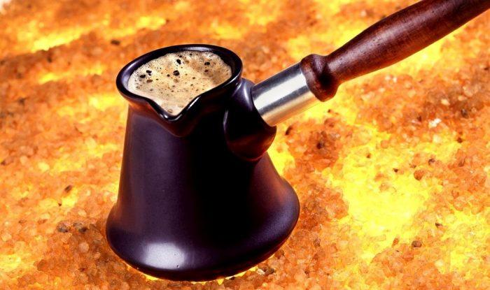 из китайской глины e1512320963758 - Турка для кофе - выбирайте правильно!