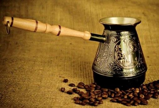 с деревянной ручкой - Турка для кофе - выбирайте правильно!