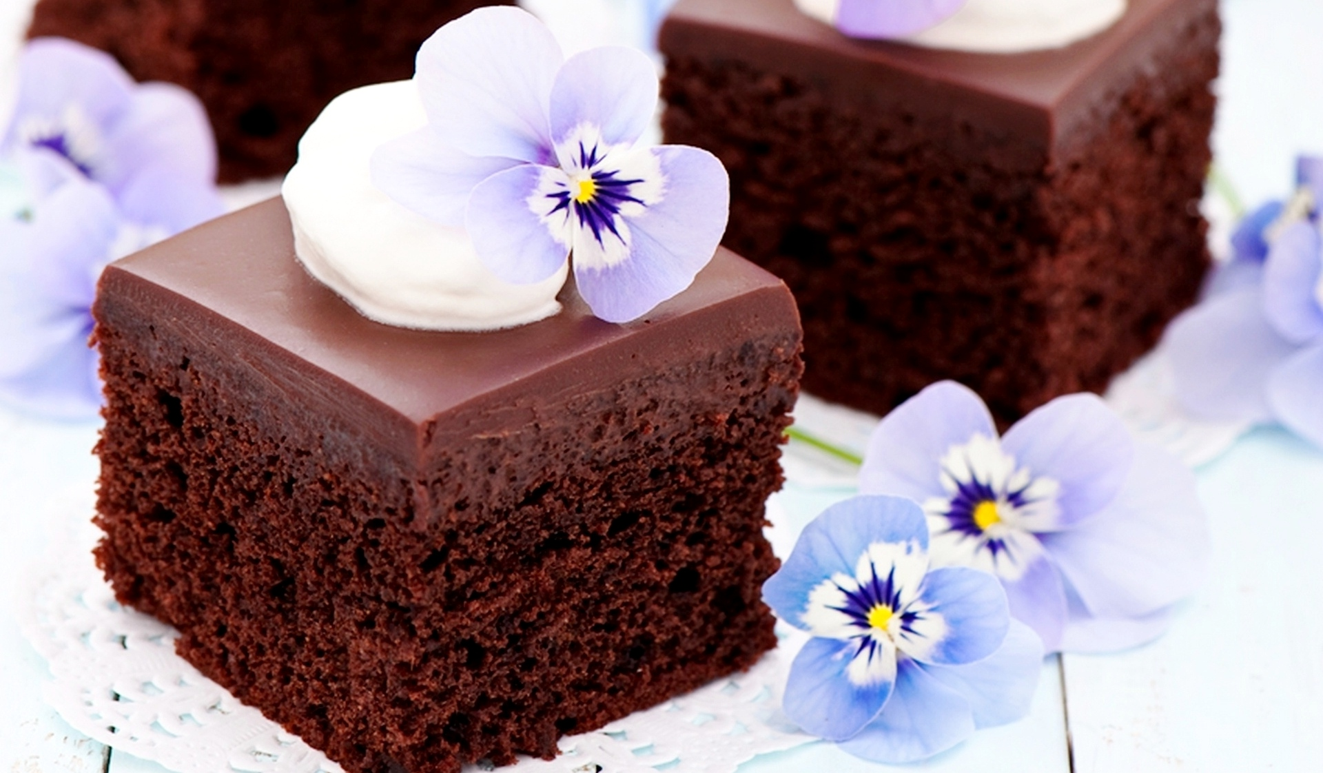 торт - Шоколадный торт - король десертов!