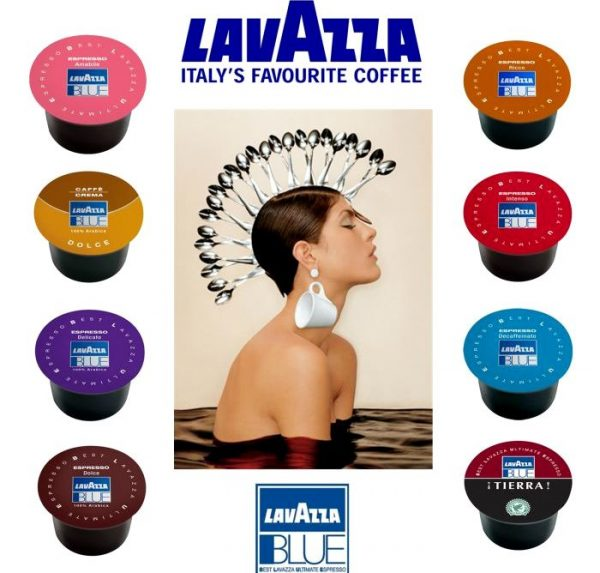 lavazza капсулы