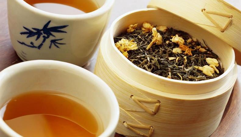 ароматизированный чай - Чай — напиток здоровья и долголетия!