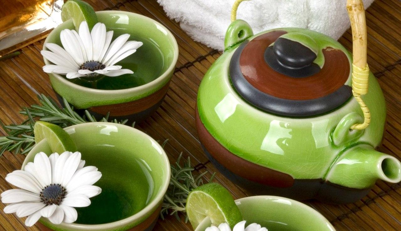 зеленый чай - Чай — напиток здоровья и долголетия!