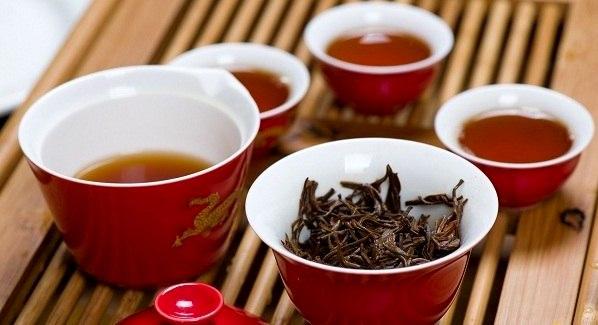красный чай - Чай — напиток здоровья и долголетия!