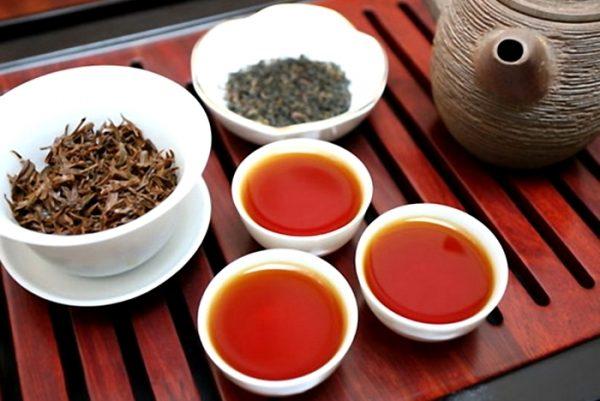 правила заваривания красного чая