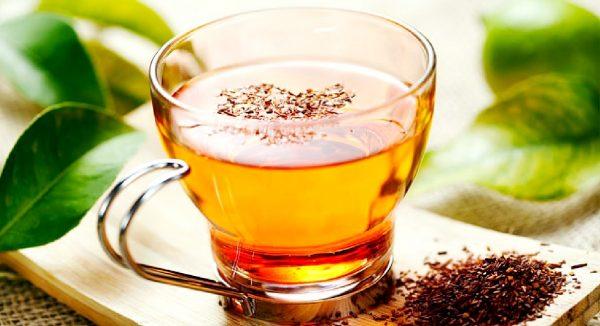 правила заваривания чая ройбус