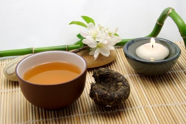 чай пуэр - Чай — напиток здоровья и долголетия!