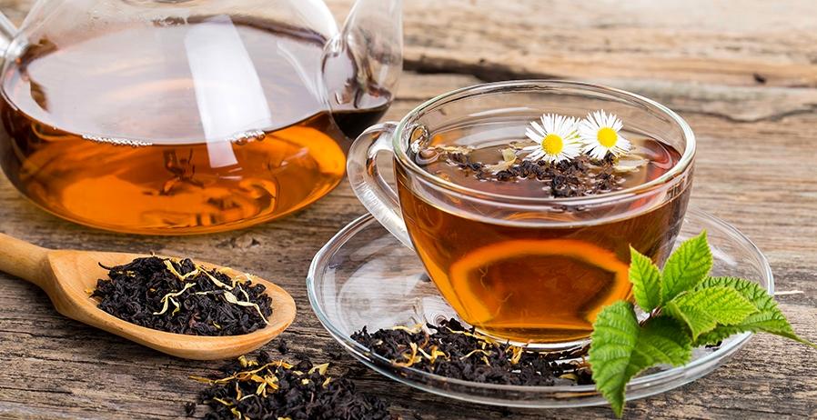 черный чай - Чай — напиток здоровья и долголетия!