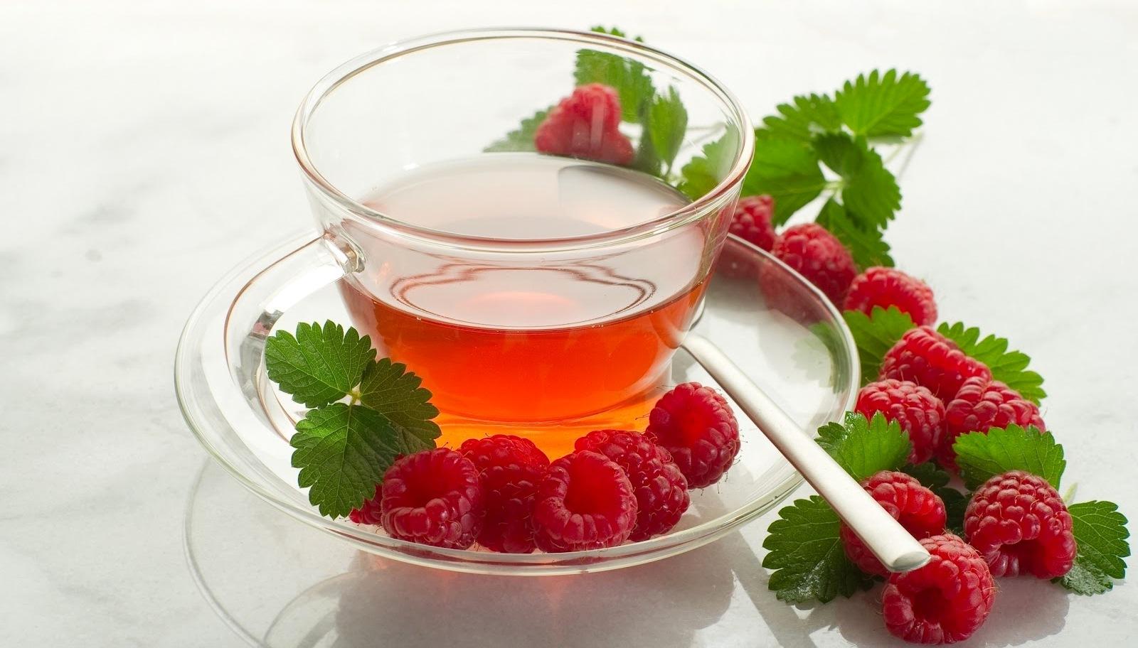 ягодный чай - Чай — напиток здоровья и долголетия!