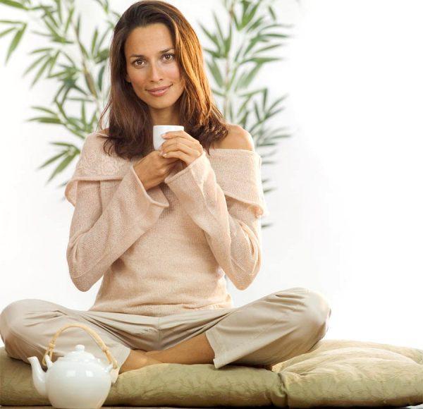 Польза зеленого чая для женщин