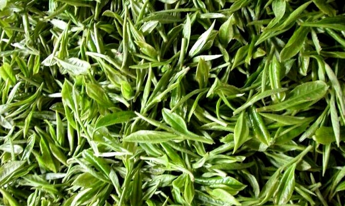 виды зеленого чая Chun Mее