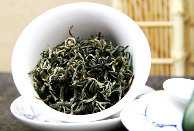 виды зеленого чая Mao Feng