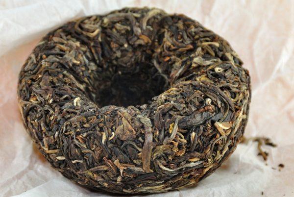 виды зеленого чая Tuochа