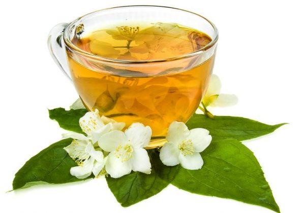 зеленый чай с жасмином полезные свойства 2