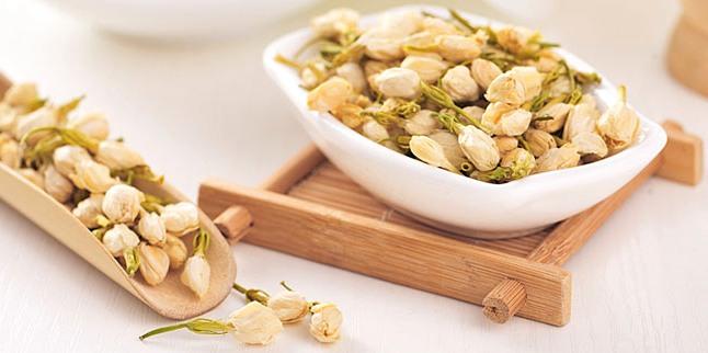 сушенный жасмин - Зеленый чай с жасмином — полезные свойства!