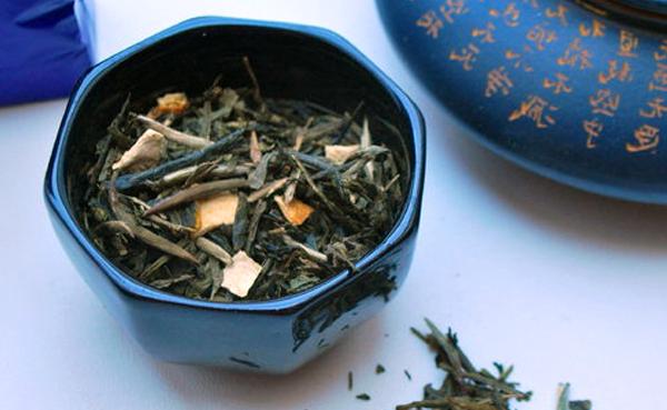 бирюзовый улун чай