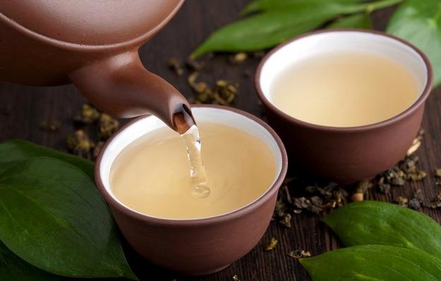 правильный молочный улун чай