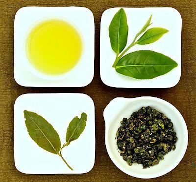 улун 2 - Польза чая Улун