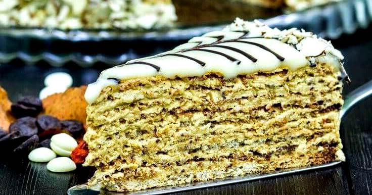 торт эстерхази 1 - Торт Эстерхази–классический рецепт приготовления!
