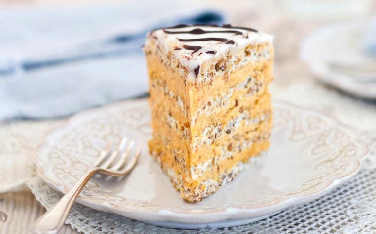 торт эстерхази - Торт Эстерхази–классический рецепт приготовления!
