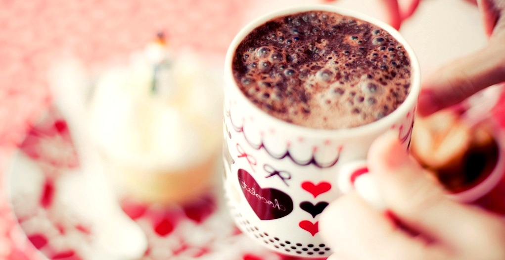 какао - Горячий шоколад из разных стран мира - пять рецептов!