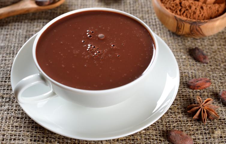 шоколад по бразильски - Горячий шоколад из разных стран мира - пять рецептов!