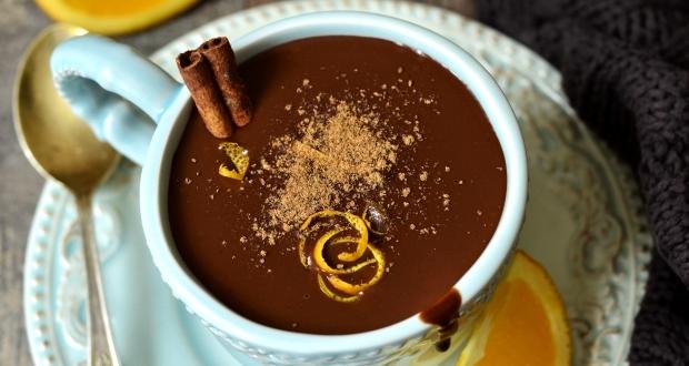 шоколад по итальянски - Горячий шоколад из разных стран мира - пять рецептов!