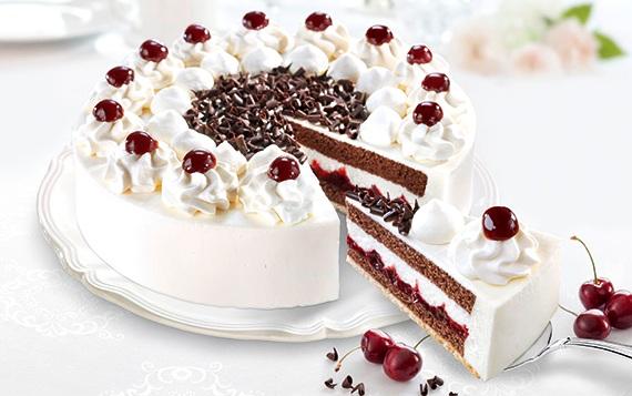 торт Черный лес - Торт Шварцвальд (Черный лес) -  классика гармоничного вкуса!