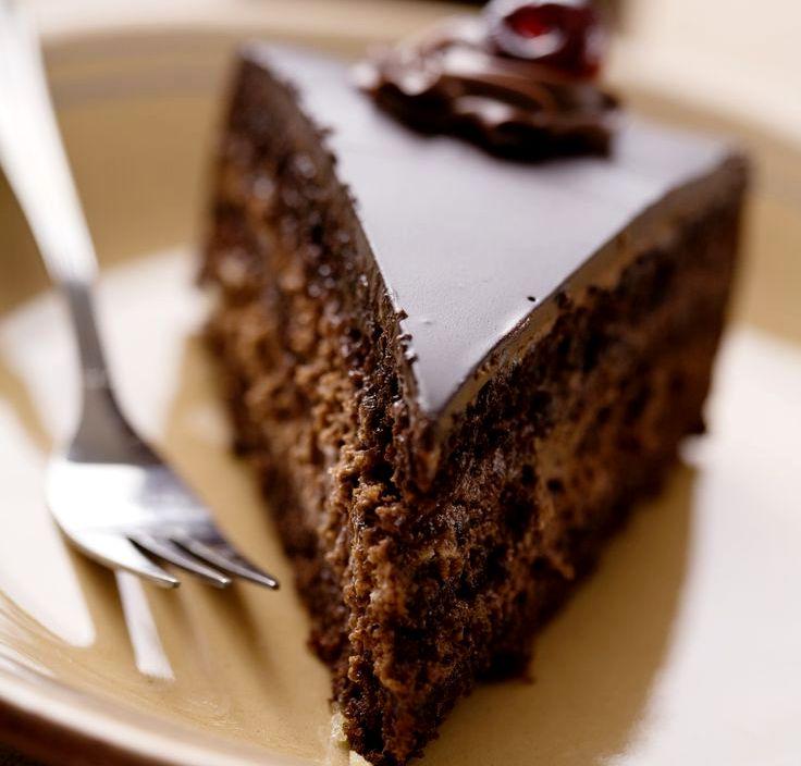 торт прага - Легендарный торт Прага - пошаговое приготовление!