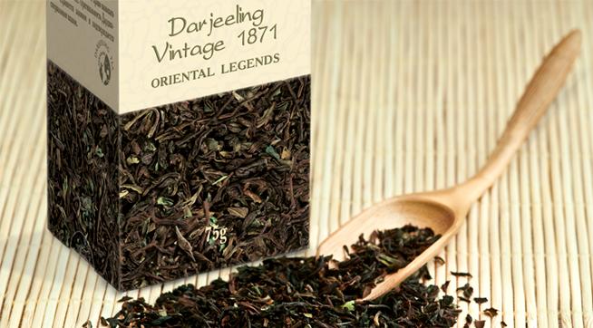 Дарджиллинг черный чай - Виды черного чая - глубокий согревающий вкус...